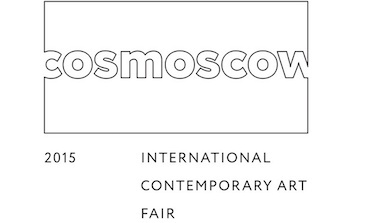 rosenfeldporcini at Cosmoscow Moscow 2015